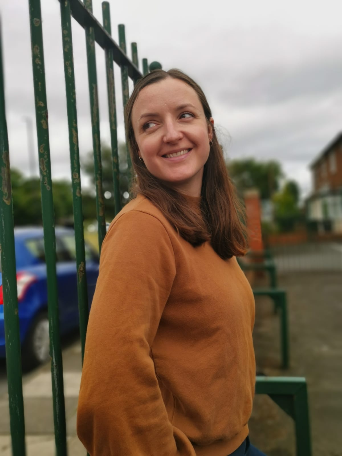 Francesca Yates, founder of &pause